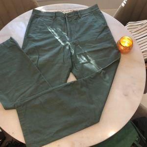 MENS army green pants